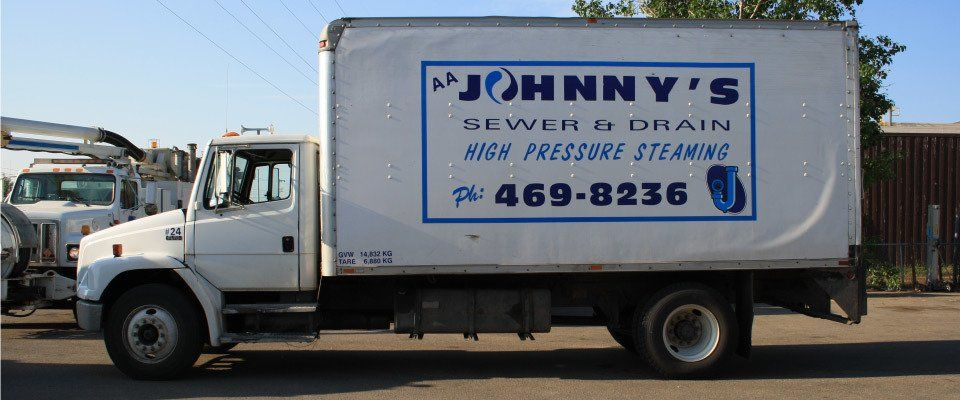 Commercial Plumbing Edmonton | Services | AA Johnny's Sewer